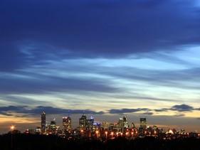 Melbourne-di-notte